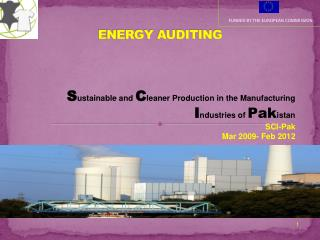 ENERGY AUDITING