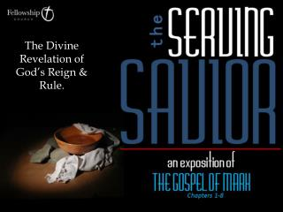 The Divine Revelation of God's Reign & Rule.
