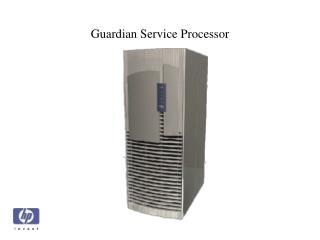 Guardian Service Processor