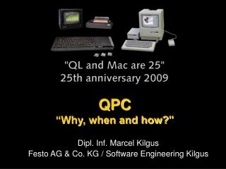 QPC  Why, when and how