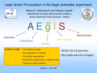 Laser-driven Ps excitation in the Aegis antimatter experiment