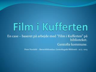 Film i Kufferten