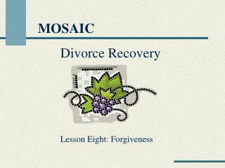 MOSAIC  Divorce Recovery