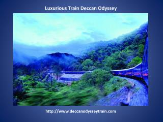 Marvelous Facilities and Amenities in Deccan Odyssey Train