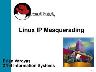 Linux IP Masquerading