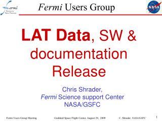 Fermi  Users Group