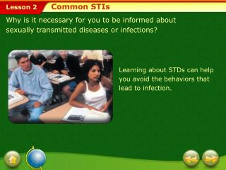 Common STIs
