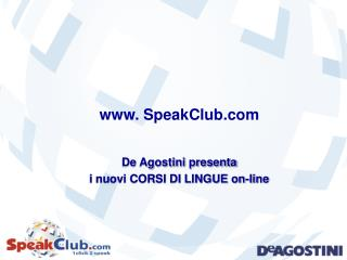 SpeakClub