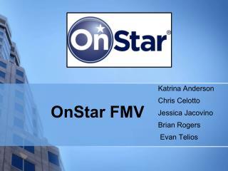 OnStar FMV