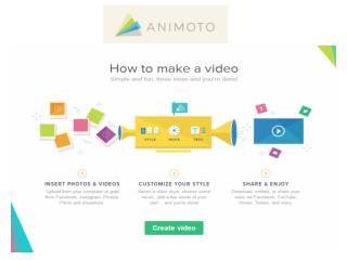 How we use Animoto Videos for everyday events to life�s most important memories