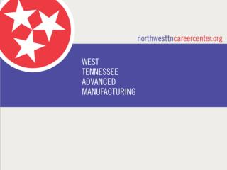 NORTHWEST TENNESSEE WORKFORCE BOARD