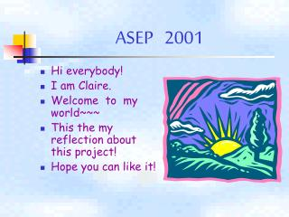 ASEP   2001