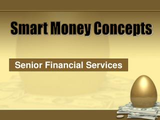Senior Financial Services