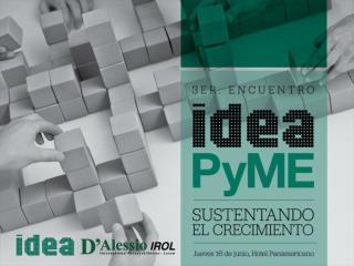 Expectativa de Empresas PyME