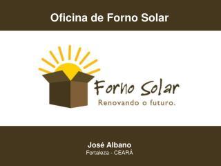 Oficina de Forno Solar
