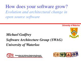 How does your software grow? Evolution and architectural change in open source software