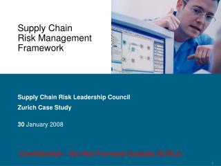 Supply Chain  Risk Management Framework
