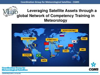 Leveraging Satellite Assets through a global Network of Competency Training in Meteorology