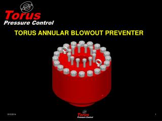 TORUS ANNULAR BLOWOUT PREVENTER