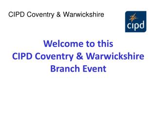 CIPD Coventry & Warwickshire
