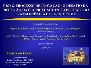Seminário Internacional