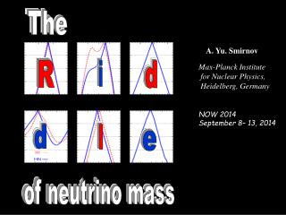of neutrino mass