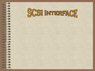 SCSI Interface