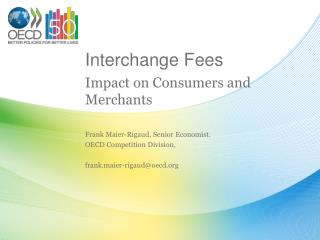 Interchange Fees