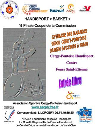 Association Sportive Cergy-Pontoise Handisport ascph.free.fr