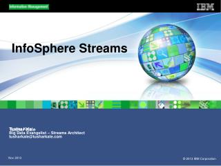 InfoSphere Streams