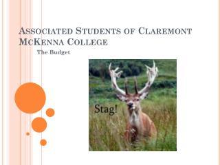 Associated Students of Claremont McKenna College