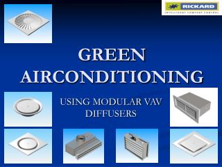 GREEN  AIRCONDITIONING