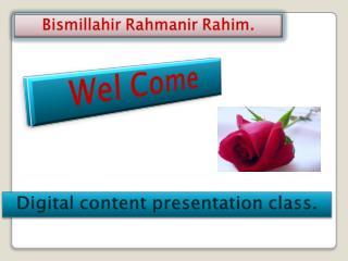 S. M . ENAMUL KABIR MSc (D.U), PGD IN ICT  (BCC &BCS) LECTURER IN ICT SABUJ KANAN SCHOOL & COLLEGE
