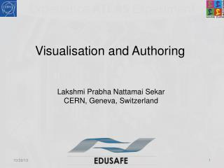 Visualisation and Authoring
