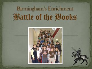 Birmingham s Enrichment Battle of the Books