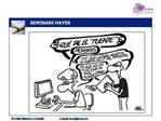 SEMINARI HAYEK