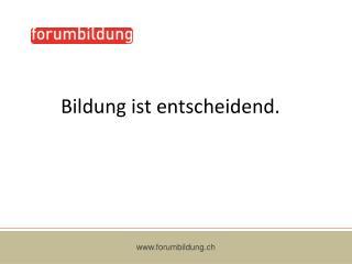 forumbildung.ch