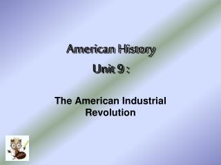 American History Unit 9 :