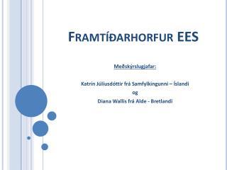 Framtíðarhorfur EES