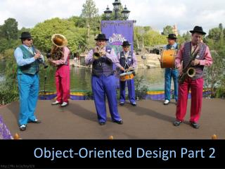 Object-Oriented Design Part 2
