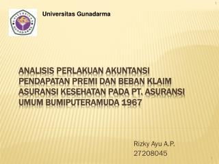 Rizky Ayu A.P. 27208045