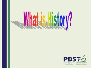 View Our History in a PowerPoint Presentation