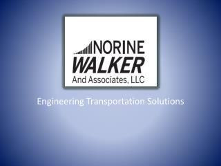 Engineering Transportation Solutions