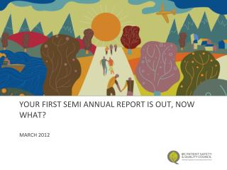 Your  FIRst  Semi annual report is out, now what?