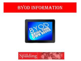 BYOD INformation