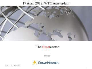 17 April 2012, WTC Amsterdam