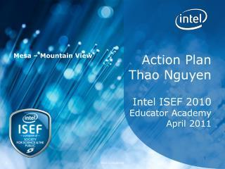 Intel Confidential