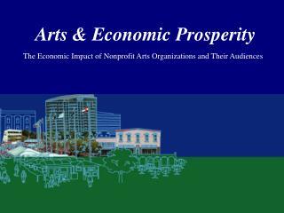 Arts & Economic Prosperity