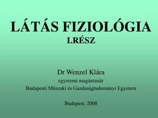 L�T�S FIZIOL�GIA I.R�SZ