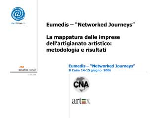 Eumedis � �Networked Journeys� Il Cairo 14-15 giugno  2006